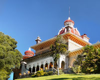 Monserrate Palace, Portugal Royalty Free Stock Photography