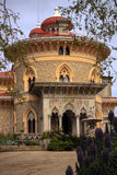 Monserrate Palace. In Sintra-Portugal Stock Photos
