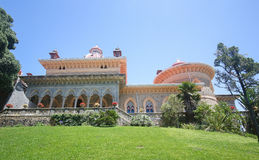 Monserrate Palace in Sintra, Portugal Royalty Free Stock Images