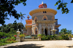 Monserrate Royalty Free Stock Photography