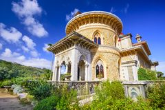 Monserrate in Sintra Stock Images