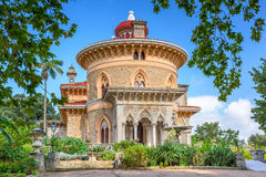Monserrate in Sintra Portugal Royalty Free Stock Images