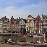 Monsieur, Belgique Photo stock
