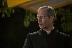 Monsignor Guido Marini Στοκ Εικόνες