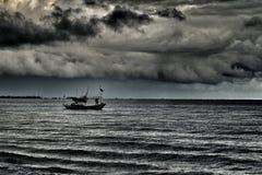 monsone Fotografia Stock Libera da Diritti