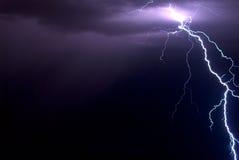 Monsone di agosto Immagini Stock Libere da Diritti