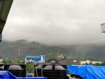 monsoon foto de stock