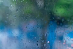 Monsoon abstract image. Royalty Free Stock Photos