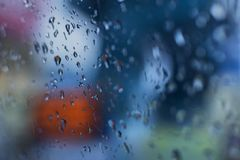 Monsoon abstract image. Stock Photography