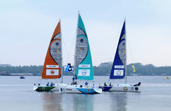Monsoon Cup Malaysia 2014/2015 Stock Images