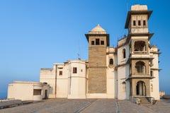 The Monsoon Palace Stock Image