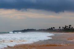 Monsoon Storm Royalty Free Stock Photos