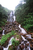 Monsoon Waterfall Royalty Free Stock Image
