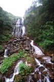 Monsoon Waterfall royalty free stock image