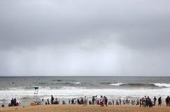 Monsoons on the horizon Royalty Free Stock Photography