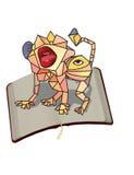 Monster Royalty-vrije Stock Afbeeldingen