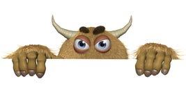 Monster Stock Image