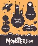 Monster Royaltyfri Foto