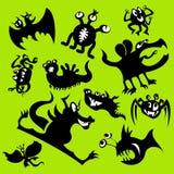 Monster Arkivbild