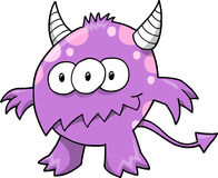 Monster-Abbildung Lizenzfreie Stockbilder