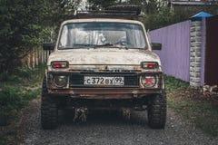 Monster car Stock Image