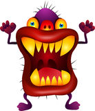 Monster cartoon Stock Photography