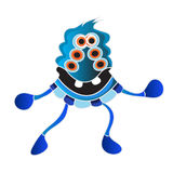 Monster character Royalty Free Stock Image
