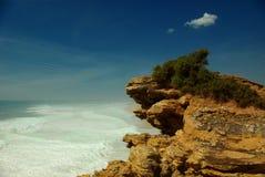 Monster cliff Stock Image
