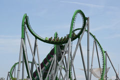 Monster Coaster Royalty Free Stock Images