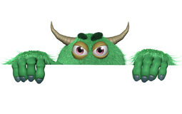 Monster Royalty Free Stock Images