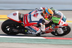 Monster Energy Grand Prix of Catalunya MotoGP. Driver Xavier Simeon. Moto2 Stock Image