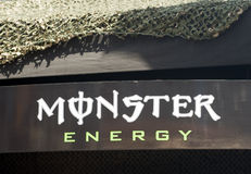 Monster Energy Logo Royalty Free Stock Photos