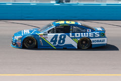 Monster Energy NASCAR Cup driver Jimmie Johnson Royalty Free Stock Image