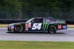 Monster Energy racing Stock Photo