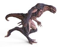 monster för illustration 3D Arkivbild