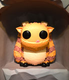 Monster Funko Tumblebee Stockbild