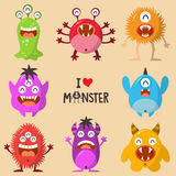 Monster  Royalty Free Stock Photos