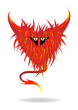 Monster heart royalty free illustration