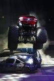 Monster-heiße Räder Lizenzfreie Stockfotos