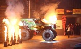 Monster Hot Wheels Stock Image