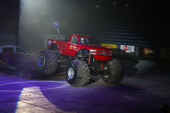 Monster Hot Wheels Royalty Free Stock Photo