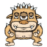 Monster Icon Stock Images