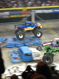 Monster Jam Rally Stock Photography