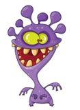 Monster lustig stock abbildung