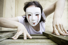 Monster mask Stock Photography