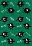 monster pattern seamless royalty free stock photos