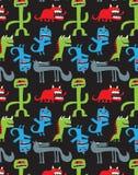 Monster Print Stock Photos