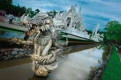 Monster. River side in monster stock photo