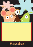 Monster Royalty Free Stock Photography