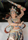 Monster statue of ancient asia royalty free stock photo